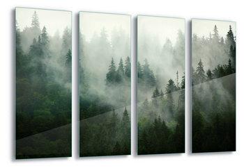 Lasitaulu  Misty Forest
