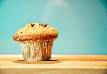 Lasitaulu Muffin