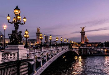 Lasitaulu  Paris Evening