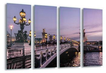 Lasitaulu  Paris Evening