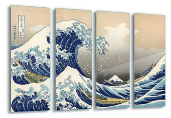 Lasitaulu  The Great Wave Off Kanagawa, Hokusai