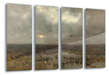Lasitaulu  The Marsh, Anton Mauve