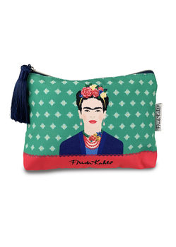 Laukku Frida Kahlo - Green Vogue