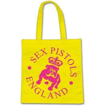 Laukku  Sex Pistols - Bulldog Logo