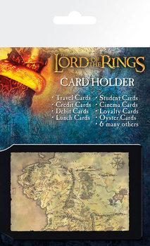 Le Seigneur des anneaux - Carte de la Terre du Milieu Porte-Cartes