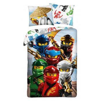 Bed sheets Lego - Ninjago Characters