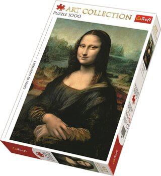 Palapeli Leonardo da Vinci - Mona Lisa
