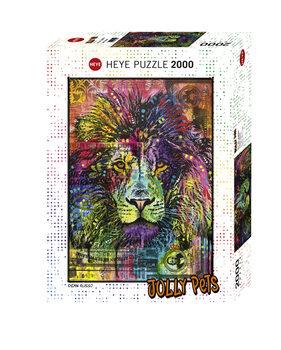 Puzzle Lion's Heart