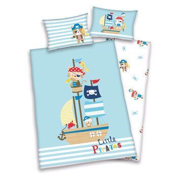 Bed sheets Little Pirates