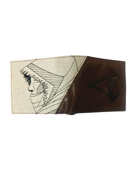 Lompakko Assassin's Creed Origins - Bayek Inspired Bi-Fold Wallet