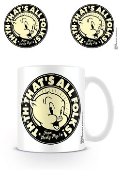 Cup Looney Tunes - That's all Folks!