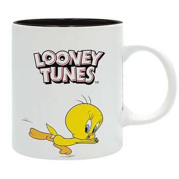 Caneca Looney Tunes - Tweety and Sylvester