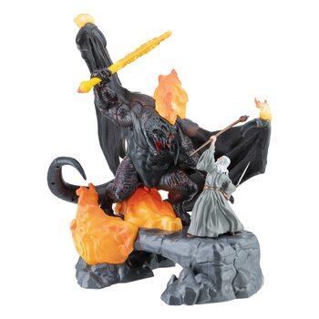 Figura Luminosa Lord of the Rings - Balrog vs Gandalf