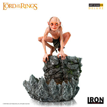 Figurine Lord of The Rings - Gollum (Deluxe)