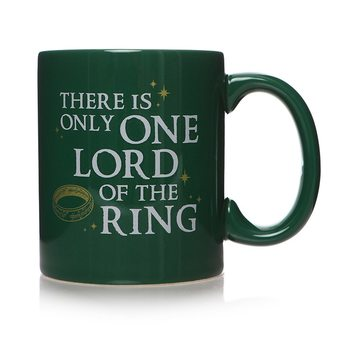 Cup Lord Of The Rings - Only one Lord