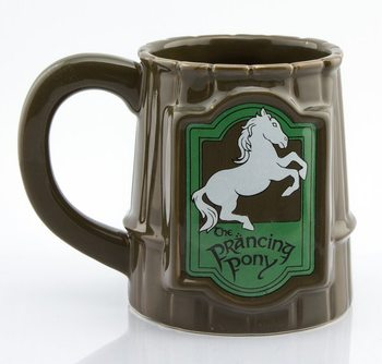 Mug Lord Of The Rings - Prancing Pony