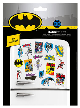 Batman - Retro Magneetti