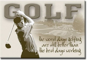 GOLF - best days Magneetti