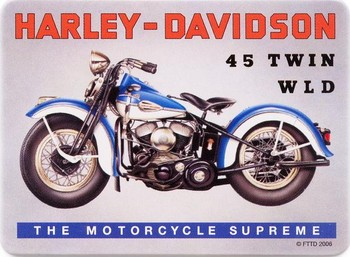 HARLEY DAVIDSON - wld Magneetti