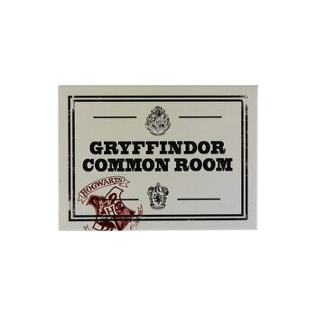 Harry Potter - Gryffindor Common Room Magneetti