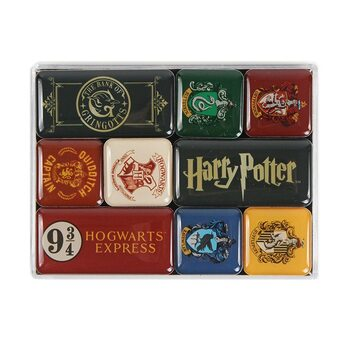 Magneetti Harry Potter - Houses