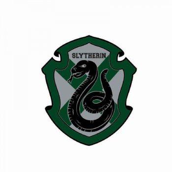 Harry Potter - Slytherin Crest Magneetti