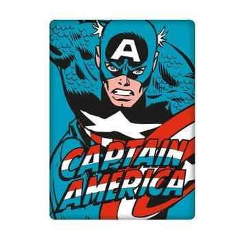 Marvel - Captain America Magneetti