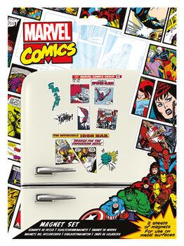 Magneetti Marvel - Comic