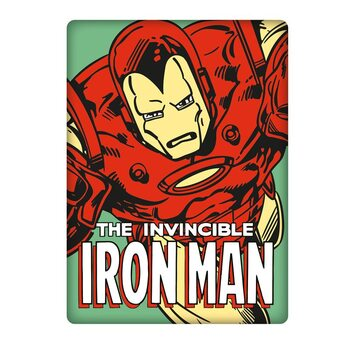 Marvel - Iron Man Magneetti