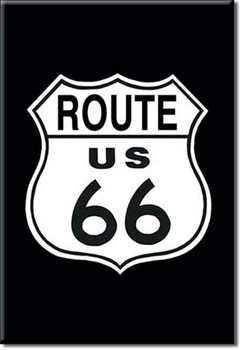 ROUTE 66 Magneetti