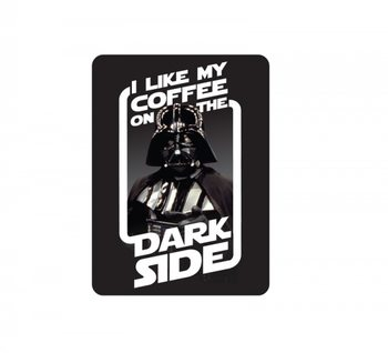 Star Wars - Coffee On The Dark Side Magneetti