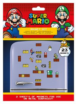 Magneetti Super Mario - Mushroom Kingdom