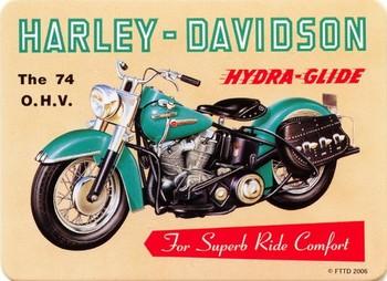 HARLEY DAVIDSON - hydra Magnet