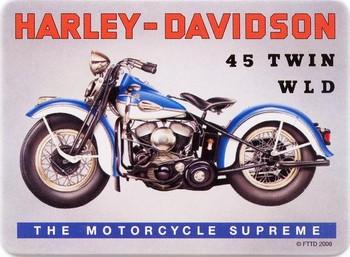 HARLEY DAVIDSON - wld Magnet