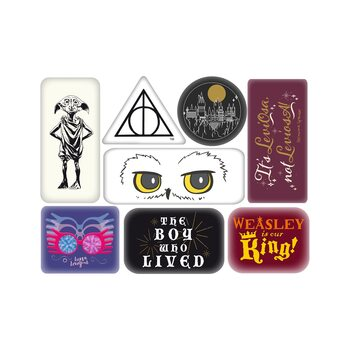 Harry Potter - Characters (Set) Magnet