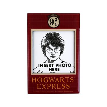 Magnet Harry Potter - Platform 9 3/4