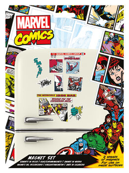 Magnet Marvel - Comic