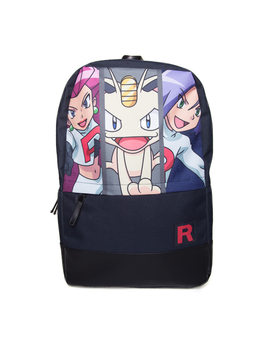Mala  Pokemon - Team Rocket