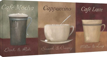 Mandy Pritty - Café Canvas Print