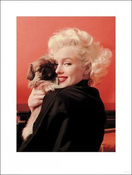 Marilyn Monroe - Love Reproduction d'art