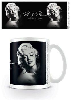 Cup Marilyn Monroe - Noir