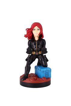 Figura Marvel - Black Widow (Cable Guy)