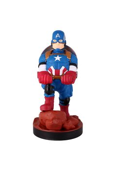 Hahmo Marvel -  Captain America (Cable Guy)