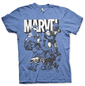 T-shirts Marvel - Characters