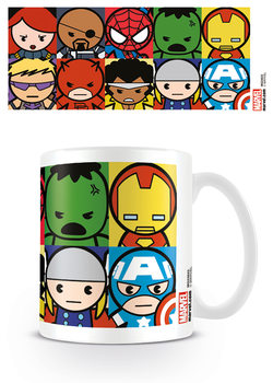 Caneca Marvel - Characters