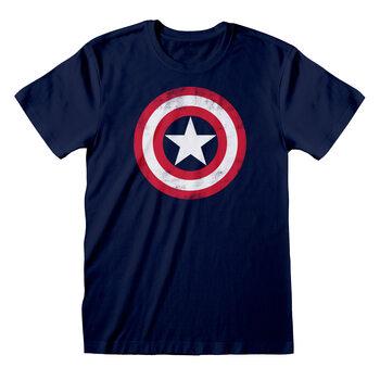 T-shirts Marvel Comic - Captain America Shield