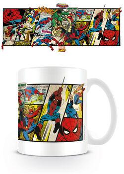 Caneca Marvel Comic - Spider-Man Panels