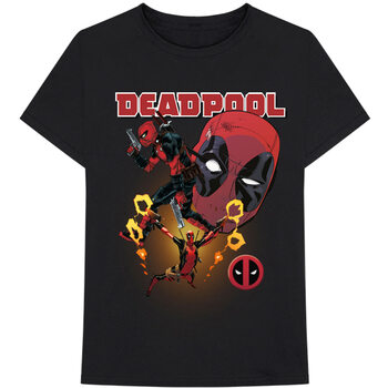 T-shirt Marvel - Deadpool Collage 2