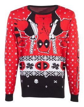 Jumper Marvel - Deadpool