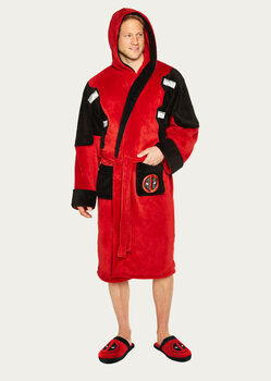 Bathrobe Marvel - Deadpool
